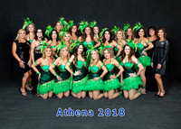 Athena 2018 groups